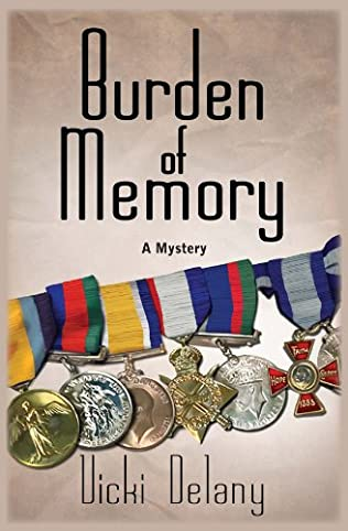 book cover of Burden of Memory