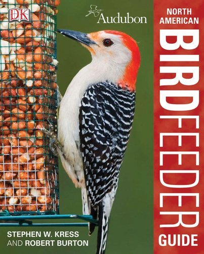 Audubon North American Birdfeeder Guide by Robert Burton (2009-12-21)