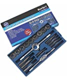 Blue spot 22302 Tap and die set (20 pezzi)