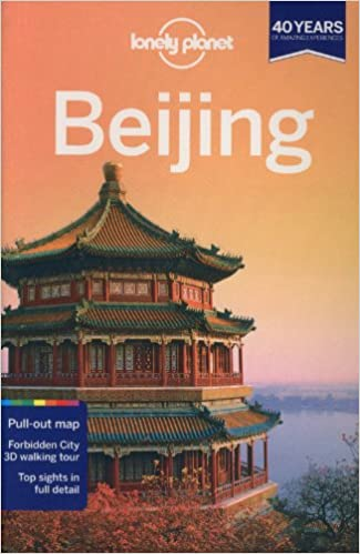 Lonely Planet Beijing Subway Map.Lonely Planet Beijing Travel Guide Lonely Planet Daniel Mccrohan
