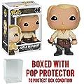 Funko Pop! Game of Thrones: GOT - Jorah Mormont #40 Vinyl Figure (Bundled with Pop BOX PROTECTOR CASE)