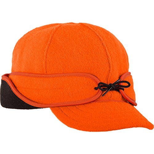 Stormy Kromer Rancher Cap Blaze Orange 8 from Stormy Kromer