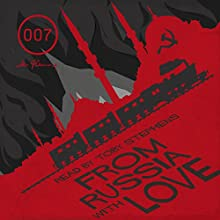 From Russia with Love (with interview) Audiobook by Ian Fleming Narrated by Toby Stephens