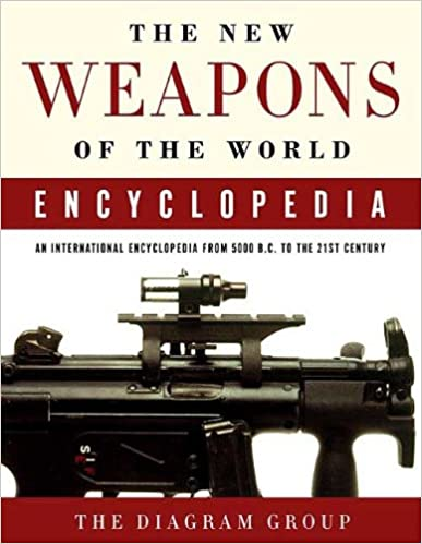 Book New Weapons of the World Encyclopedia, the