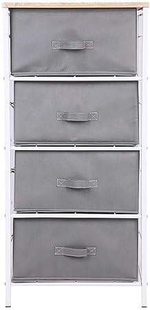 Cassettiere Per Armadi Guardaroba.Gototop Cassettiera In Tessuto Scatole Di Stoccaggio Rimovibile