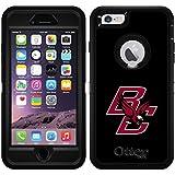 Boston College - Bc design on Black OtterBox Defender Series Case for iPhone 6 Plus and iPhone 6s Plus