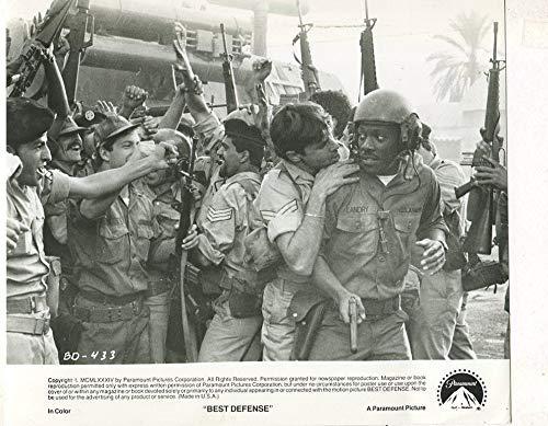 Best Defense 1984 Eddie Murphy Press Photo MBX 11