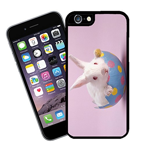 Rabbit 002 - This cover will fit Apple model iPhone 7 (not 7 plus) - By Eclipse Gift Ideas