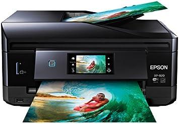 Amazon.com: Epson Expression Premium XP-820 Impresora ...