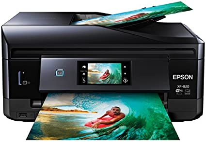 Amazon.com: Epson Expression Premium XP-820 Impresora ...