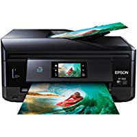 Epson Expression Premium XP-820 Wireless Color Photo Printer with Scanner, Copier and Fax