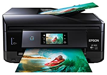 Epson XP-800 Remote Printer Driver Windows 7