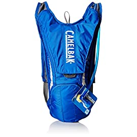 "CamelBak 2016 Classic Hydration Pack 12 Shoulder strap length: 34"" Handle has a drop of 1.75"" and length of 4"" Exterior zipper pocket"