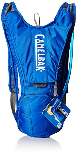 "CamelBak 2016 Classic Hydration Pack 1 Shoulder strap length: 34"" Handle has a drop of 1.75"" and length of 4"" Exterior zipper pocket"
