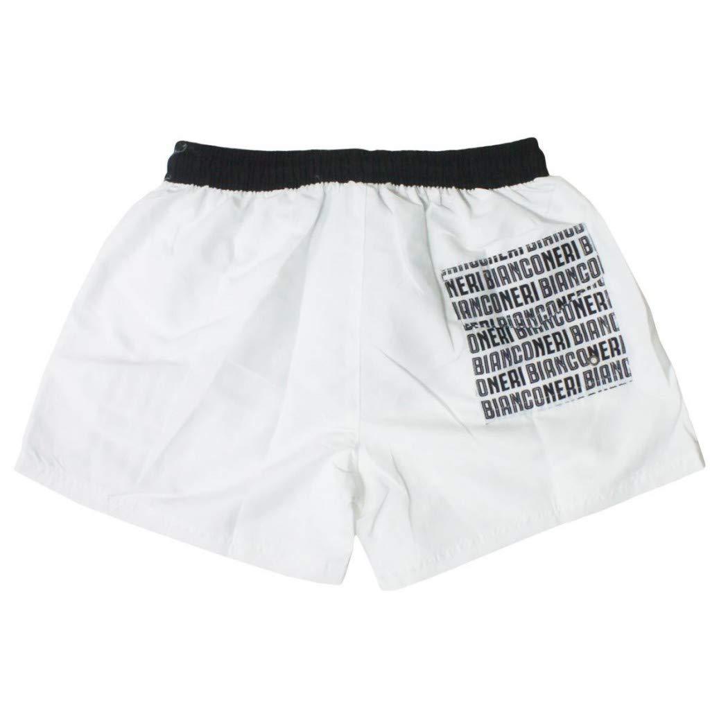 juve Costume Uomo Boxer Pantaloncino in Nylon Juventus Prodotto Ufficiale Nuova Collezione Art JU19005
