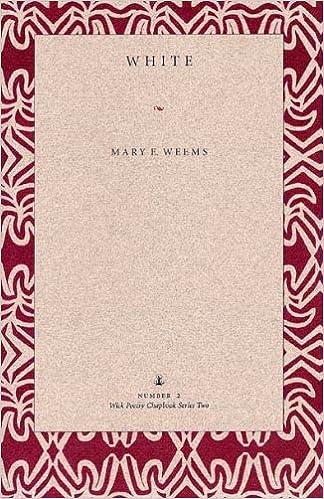 White (Wick Chapbook Series 2)
