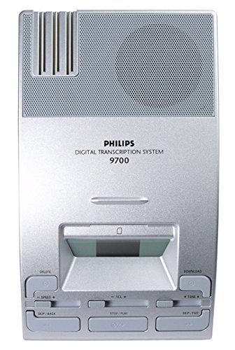 Philips Digital Desktop Transcription Kit - Lfh 9700/50 00