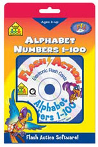 Flash Action Software Alphabet Numbers ()