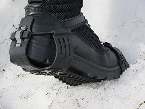 Quik Solve Snow Ice Traction Shoe Boot Cleats