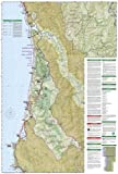 Redwood National and State Parks (National Geographic Trails Illustrated Map)