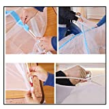Baby Crib Tent for Bed, Portable Mosquito Net for