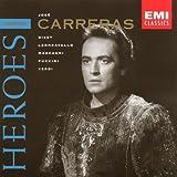 Music : Jose Carreras - Opera Heroes Series