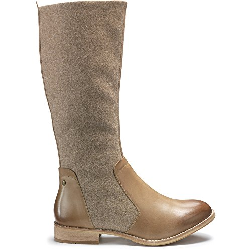 - Caterpillar Women's Ceil Fashion Boot, Tan, 9.5 M US