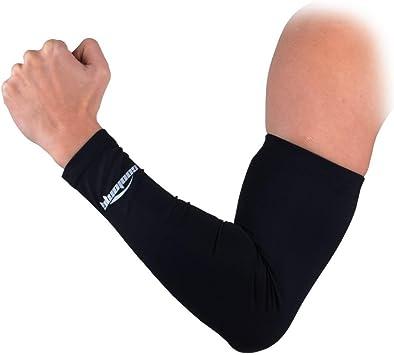 Brazo antideslizamiento COOLOMG fundas de piel cubierta de protecci/ón