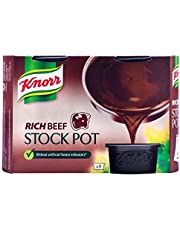 Knorr Rich Beef Stock Pot (8x28g)