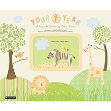 By Orange Circle Publishing (ORABF) Your First Year Undated Baby Calendar 51037 (Wal) [Calendar]