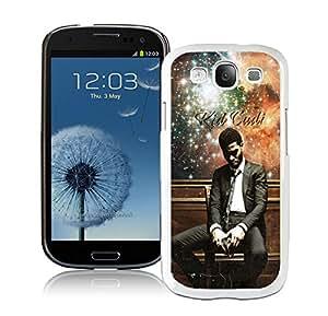 Kid Cudi White For Samsung Galaxy S3 i9300 Case Genuine and Cool Design