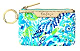 Lilly Pulitzer Key ID Card Case (Race to the Wave)