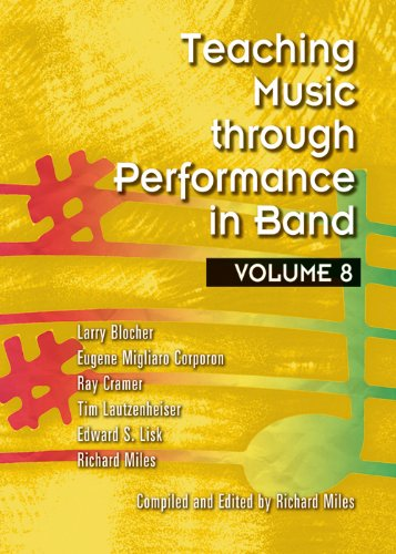 Teaching Music through Performance in Band, Vol. 8/G7926