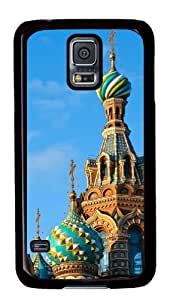 St. Petersburg Church of the Resurrection of Christ pattern for Samsung Galaxy S5 Case cover