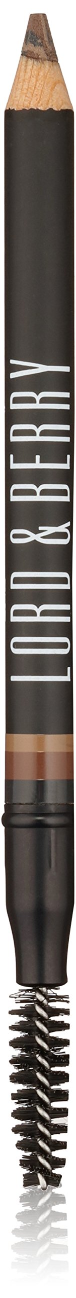 Lord & Berry PERFECT BROW Pencil, Eyebrow Pencil with Blending Tool, Brunette by Lord & Berry