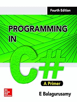 PROGRAMMING IN C BY E BALAGURUSAMY PDF
