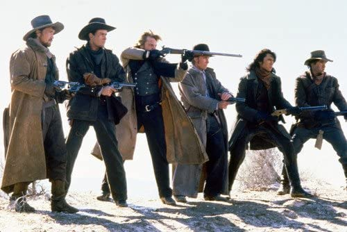 Kiefer Sutherland Young Guns NEW Great Poster