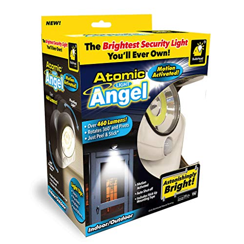 As Seen on TV LED Atomic Beam Light Angel
