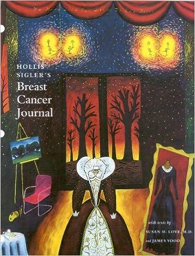 Hollis Sigler's Breast Cancer Journal by Sigler, Hollis,