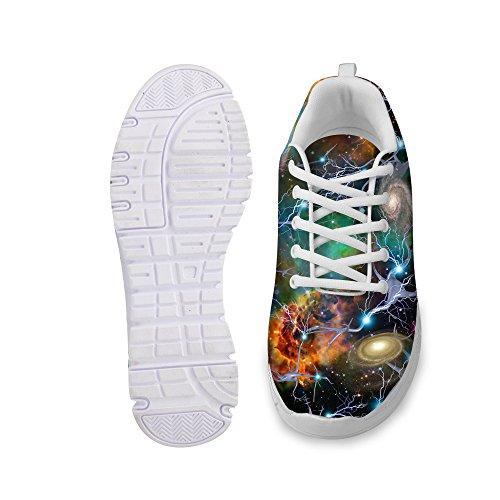 Fashion Women Print Shoes Running Funky Mesh Bigcardesigns Men Sneakers Trainers Lightweight qAHHxT