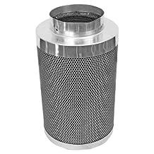 Phresh 701005 Carbon Air Filter, 6 by 16-Inch, 400 CFM