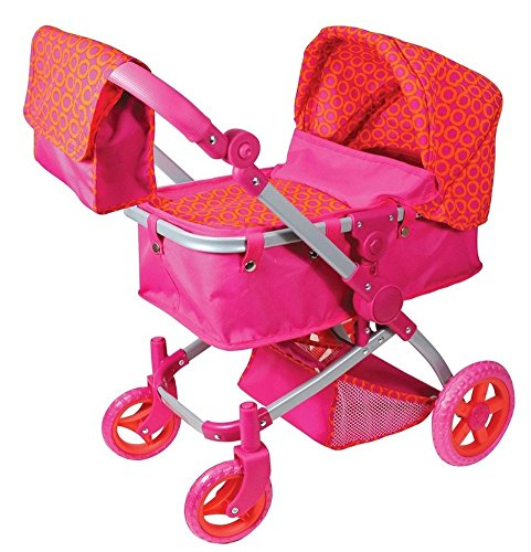 Reversible 3 Wheel Prams - 7