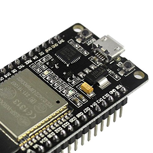 HONG111 ESP32 Development Board 2.4 GHz Dual-Mode Wi-Fi + Bluetooth Ultra-Low Power Consumption Dual Cores Antenna Board for Arduino IDE (2Pcs) by HONG111 (Image #2)
