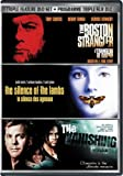 The Boston Strangler / The Silence of The Lambs / The Vanishing (Triple Feature)