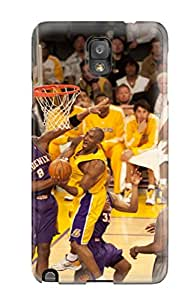 Lennie P. Dallas's Shop Best 4591383K118720638 los angeles lakers nba basketball (64) NBA Sports & Colleges colorful Note 3 cases