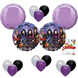 Descendants Party Supplies Balloon Decoration Bundle