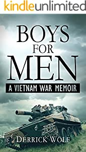 Boys for Men: A Vietnam War Memoir