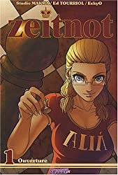 Zeitnot, Tome 1 : Ouverture