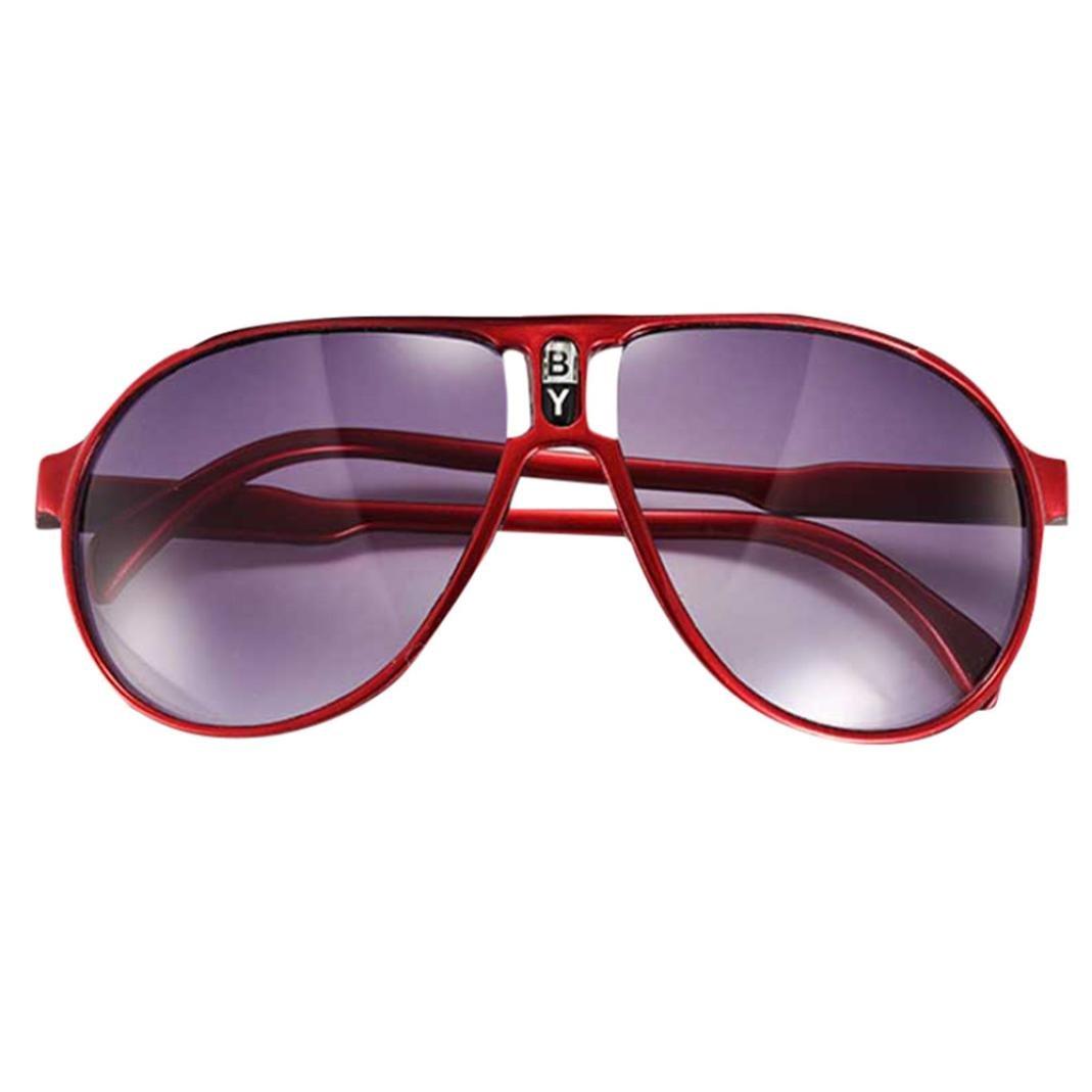 Baby Sunglasses, Xshuai Fashion Cute Kids Retro Anti-UV Glasses Baby Girls Boy Sunglasses Shades Eyewear UV400 protection for 3-12 Years Old Kids