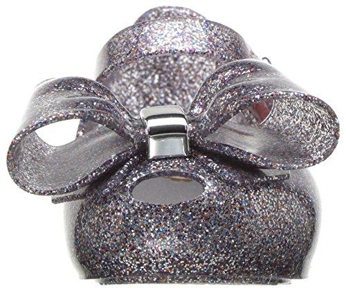 Multicolor Ultragirl Bow Girls' Flat mini Ballet Melissa III Glitter Mini qwtxH18